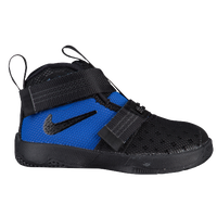 check out 3e01c 9f2e1 Nike LeBron Soldier 10 - Boys  Toddler - Lebron James - Black   Blue