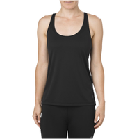 ASICS® Loose Tank - Women's - All Black / Black