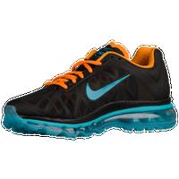 Nike Air Max 2011 - Men's - Black / Orange