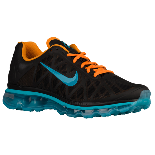 Nike Air Max 2011 - Menu0027s - Basketball - Shoes - Black/Vivid