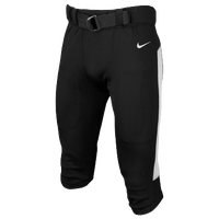 Nike Team Vapor Pro Pants - Men's - Black / White
