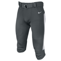 Nike Team Vapor Pro Pants - Men's - Grey / White