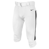 Nike Team Vapor Pro Pants - Men's - White / Black
