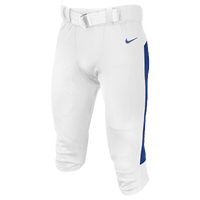 Nike Team Vapor Pro Pants - Men's - White / Blue