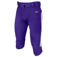 Nike Team Vapor Pro Pants - Men's - Purple / White