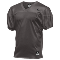 Nike Team Core Practice Jersey - Men's - Grey / Grey