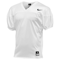 Nike Team Core Practice Jersey - Men's - All White / White