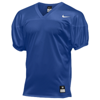 Nike Team Core Practice Jersey - Men's - Blue / Blue