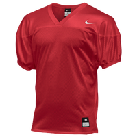 Nike Team Core Practice Jersey - Men's - Red / Red