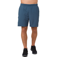 "ASICS® 7"" Shorts - Men's - Navy / Navy"