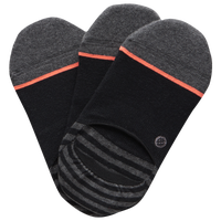 Stance 3 Pack Super Invisible 2.0 Socks - Women's - Black