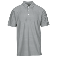 PUMA Pounce Aston Golf Polo - Men's - Grey / Grey