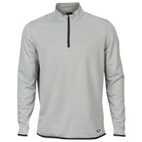Oakley Range 1/4 Zip Pullover - Men's - Grey