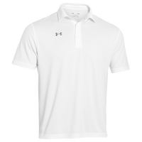 Under Armour Team Rival Polo - Men's - All White / White