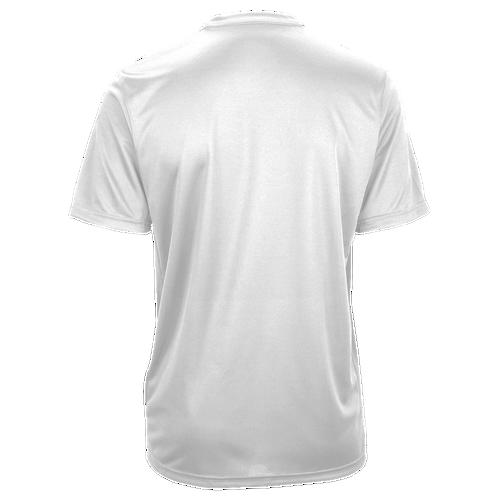 541c1ccc1 Nike Team Tiempo II Jersey Boys Grade School Soccer Clothing White White  Black chic