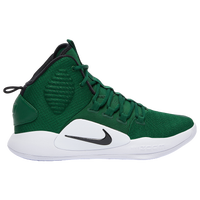 Nike Hyperdunk X Mid - Men's - Green