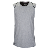 Ably Tracker Sleeveless T-shirt - Men's - Grey / Black