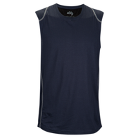 Ably Tracker Sleeveless T-shirt - Men's - Navy / Navy