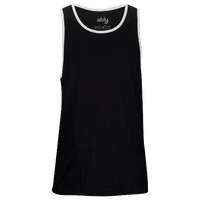 Ably Captain Tank - Men's - Black / White