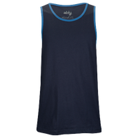 Ably Captain Tank - Men's - Navy / Light Blue
