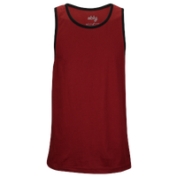 Ably Captain Tank - Men's - Maroon / Black