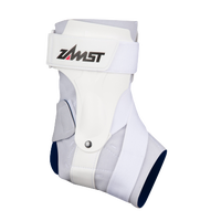 Zamst A2-DX Ankle Brace - Men's - White / Black