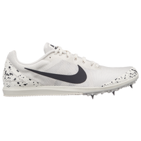 Nike Zoom Rival D 10 - Girls' Grade School - Off-White