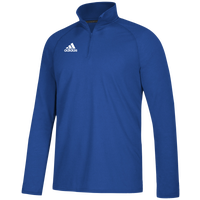 adidas Team Ultimate 1/4 Zip - Men's - Blue / White