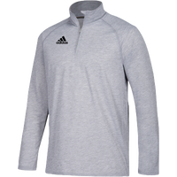 adidas Team Ultimate 1/4 Zip - Men's - Grey / Grey