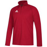 adidas Team Ultimate 1/4 Zip - Men's - Red / White
