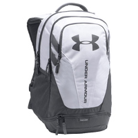Under Armour Hustle Backpack 3.0 - White / Grey