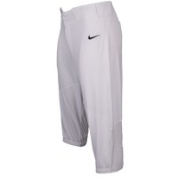 Nike Team Vapor Pro High Pants - Men's - All White / White