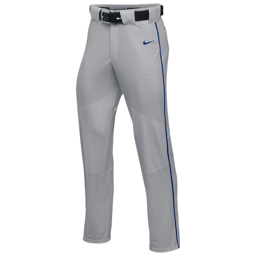 Nike Team Vapor Pro Pant Piped - Men's Baseball - Blue Grey/Royal 47226055