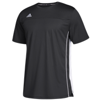 adidas Utility S/S Jersey - Men's - Black