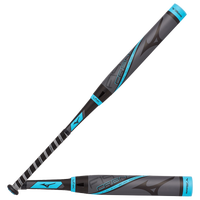Mizuno F19 Carbon 2 Fastpitch Bat - Women's - Black / Grey