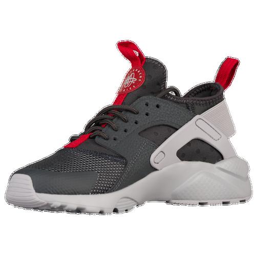 70bf03d50a Nike Huarache Run Ultra - Boys' Grade School - Running - Shoes - Anthracite/
