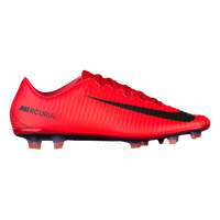 Nike Mercurial Veloce III FG - Men's - Red / Black