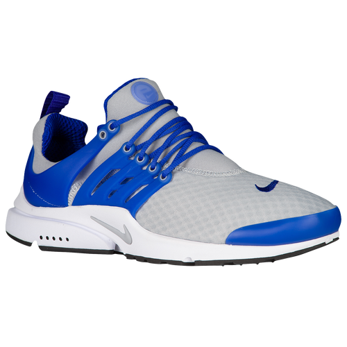 Nike Air Presto - Men's - Casual - Shoes - Wolf Grey/Paramount  Blue/White/Wolf Grey