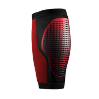Nike Pro Hyperstrong Calf Sleeve 3.0 - Black / Red