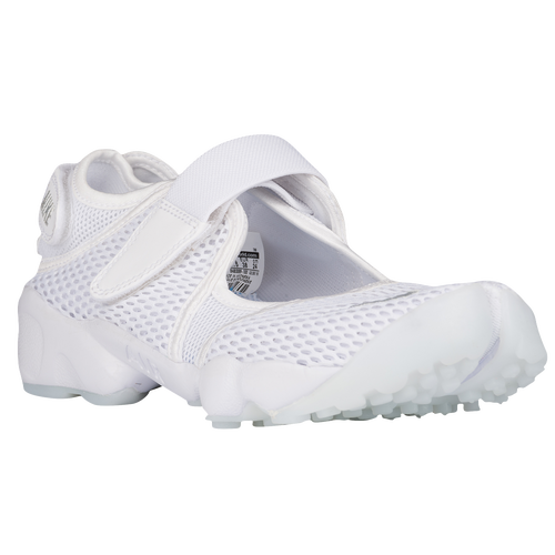 competitive price b611d 1c419 mujer Nike Air running Br Whitepure para de Platinum Zapatillas Rift 0qf1UfH
