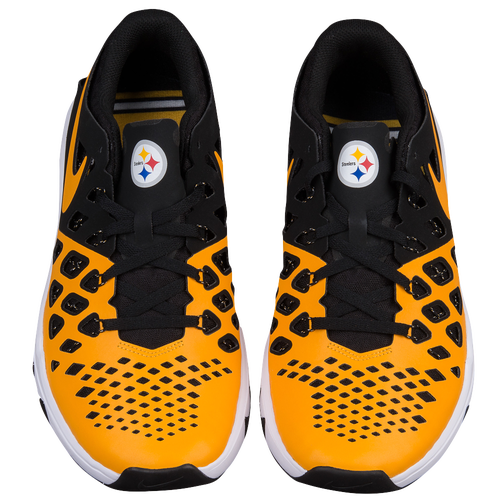 Pittsburgh Steeler Golf Shoes