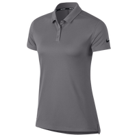 Nike Dri-Fit Victory Golf Polo - Women's - Grey / Black