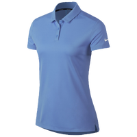Nike Dri-Fit Victory Golf Polo - Women's - Light Blue / Light Blue