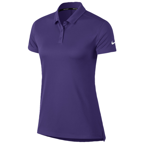 Nike dri fit victory golf polo women 39 s golf clothing for Nike dri fit victory golf shirts