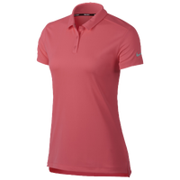 Nike Dri-Fit Victory Golf Polo - Women's - Pink / Pink