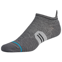 Stance Uncommon Solid Run Tab - Men's - Grey / White