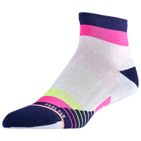 Stance Carb Run Quarter - Women's - White / Pink
