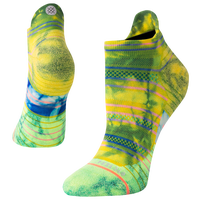 Stance 5K Run Tab - Women's - Light Green / Yellow