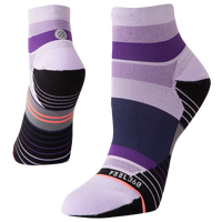 Stance Negative Split Run Quarter - Women's - Purple