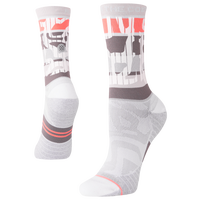 Stance Run The Course Crew - Women's - Grey